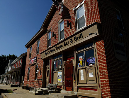 Haunted Pete's Olde Towne Bar and Grill in New Cumberland, PA
