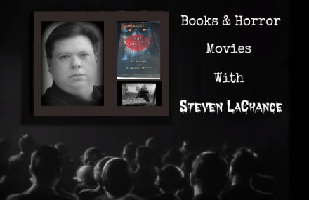 Steven LaChance, author of The Uninvited and Blessed Are The Wicked, discusses horror novels and movies with The Unnormal Paranormal Podcast