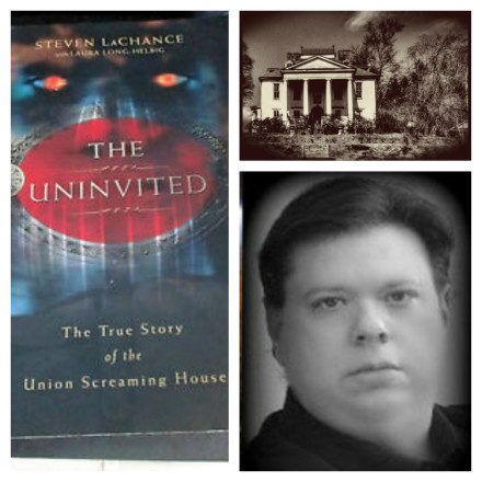 "Steven LaChance -- Author of ""The Uninvited"" and ""Blessed vAre The Wicked"""