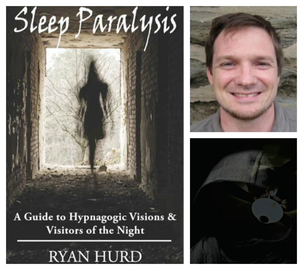 Ryan Hurd discusses Sleep Paralysis phenomena with The Unnormal Paranormal Podcast