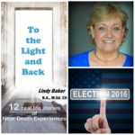 Lindy Baker -- A psychic forecasts the 2016 Presidential election on The Unnormal Paranormal Podcast