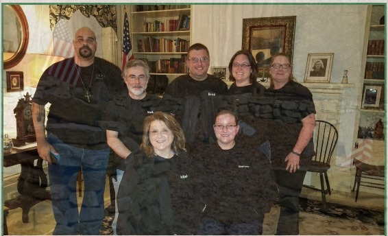 Cove Paranormal Research Team delivers accounts of otherworldly activity in and around historic Perry County, Pennsylvania