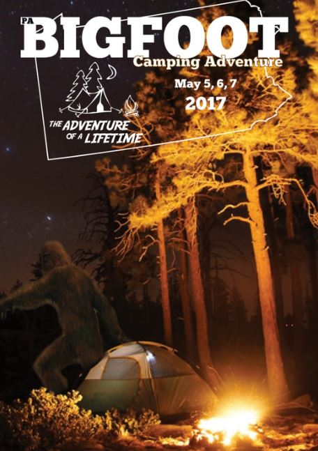 Enjoy the upcoming Bigfoot Camping Adventure Conference for 3 days of pet friendly hiking, celebrities, investigations and great food.