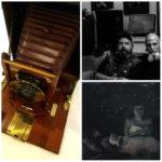 Jason Guffey is a noir photographer whose Victorian era tintype equipment renders dark, atmospheric images