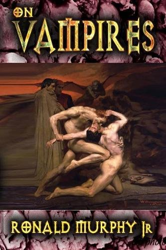 The vampire figure represents FAR more than what we have seen in the cinema -- it has profoundly influenced the cultural history of civilizations for thousands of years.