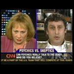 Professor Bryan Farha/ skeptic, debates psychic Sylvia Browne